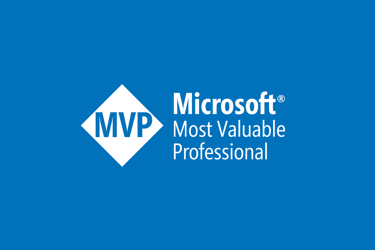 Enrico van de Laar ontvangt opnieuw Microsoft MVP award!
